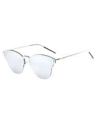 Travel Butterfly Shaped Mirrored Sunglasses