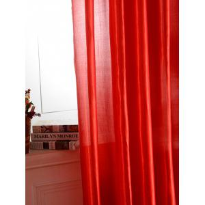 Home Decor Grommets Ring Top Blackout Curtain -