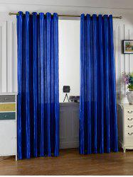 Home Decor Grommets Ring Top Blackout Curtain