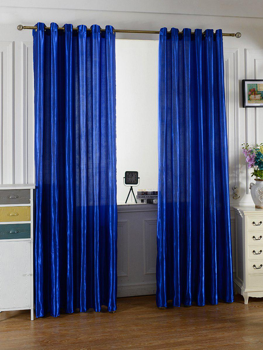 Affordable Home Decor Grommets Ring Top Blackout Curtain