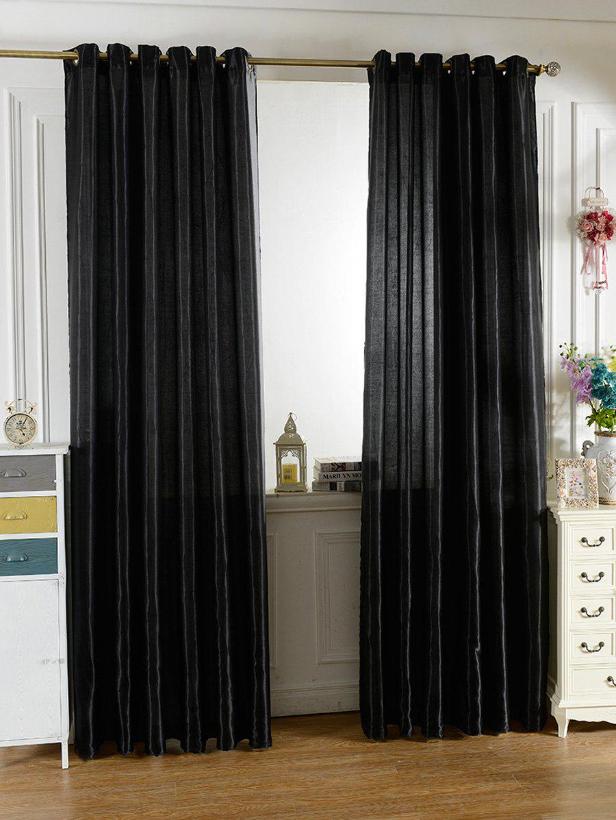Online Home Decor Grommets Ring Top Blackout Curtain