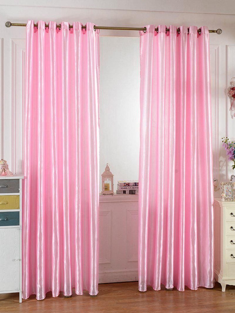 Outfit Home Decor Grommets Ring Top Blackout Curtain