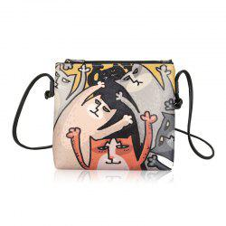 Animal Print Funny Crossbody Bag
