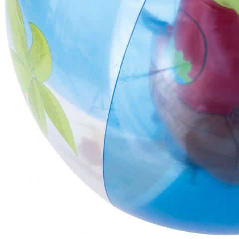 Online Outdoor Transparent Inflatable Beach Ball with Animal Inside -   Mobile
