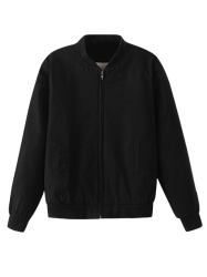 Fitting Thick Bomber Jacket -