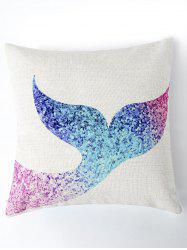 Home Decor Linen Throw Pillow Case