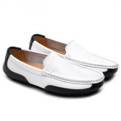 Stitching Slip On Casual Shoes