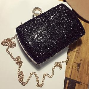 Sequins Glitter Evening Bag -
