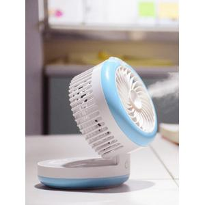 Palmtop Air Conditioner USB Humidifier Mini Fan