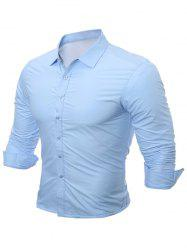 Flocking Long Sleeve Shirt