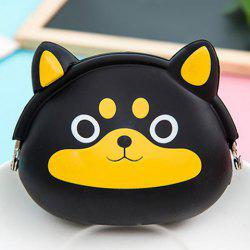 Silicone Funny Character Coin Purse