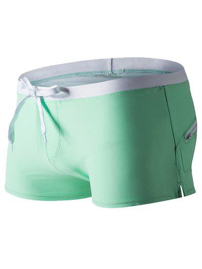 Retour Pocket Drawstring Natation Trunks
