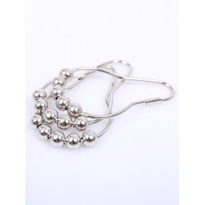 Stainless Steel Beads Designs Shower Hooks -