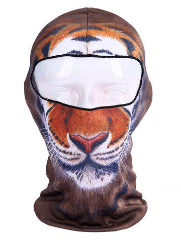 Shops Multifunction Animal Printed Bicycle Head Mask Cap