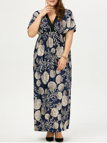 Plus Size Kimono Tops - Floral, Long Sleeve And Chiffon Cheap With ...