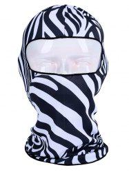 Multifunction Animal Printed Bicycle Head Mask Cap