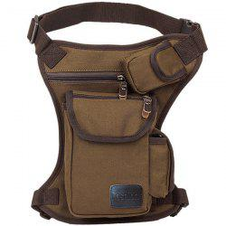 Multifunctional Waist Pack - BROWN
