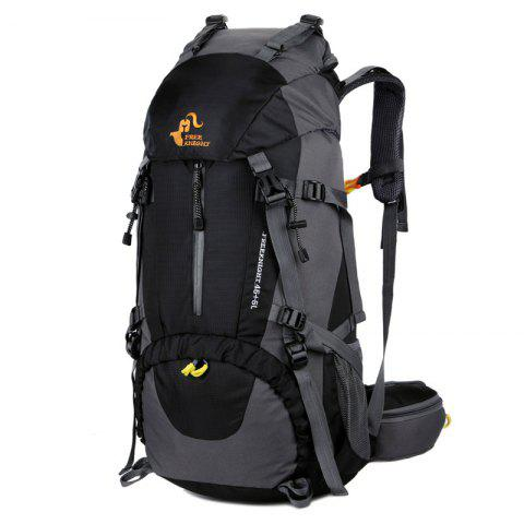 Buy FreeKnight Nylon 50L Mountaineering Backpack with Rain Cover