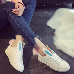 Rabbit Ears Color Block Chaussures - Pers 37
