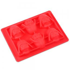Cute Star Wars Darth Vader Mold Multi-Function Silicon Ice Cube Tray -
