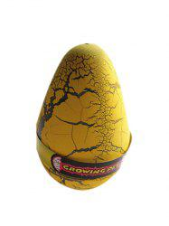 Easter Water Hatching Cracks Grow Egg Dinosaur Egg