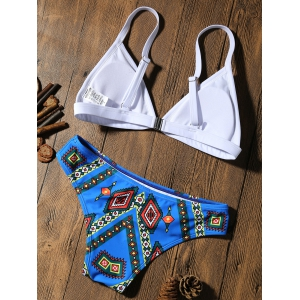 Pineapple Padded Cute Bathing Suit - COLORMIX S