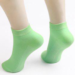 Soothing Massage Bottom Design Plain Socks