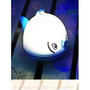 Kissing Gourami LED Constellation Projection Night Light - BLUE