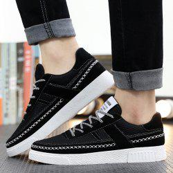 Suede Breathable Casual Shoes -