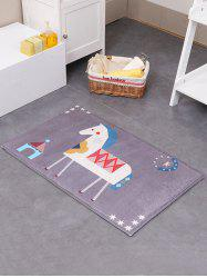 Cartoon Indoor Water Absorption Antislip Rug