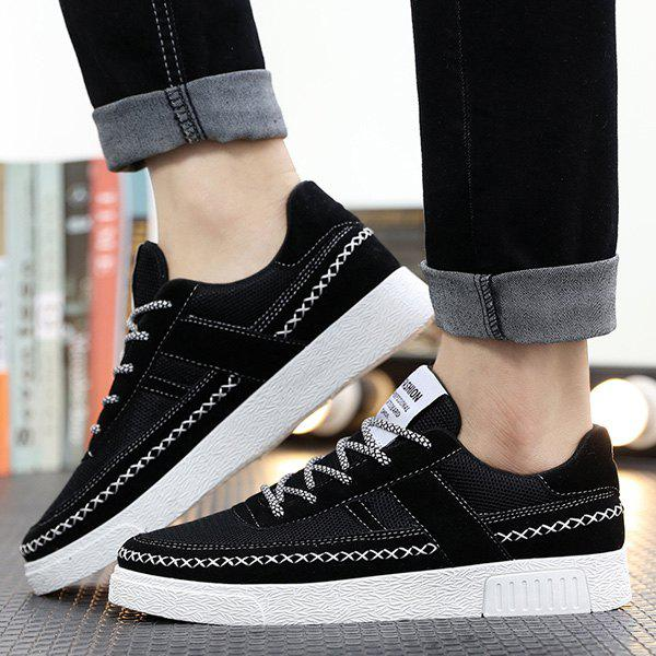 Cheap Suede Breathable Casual Shoes
