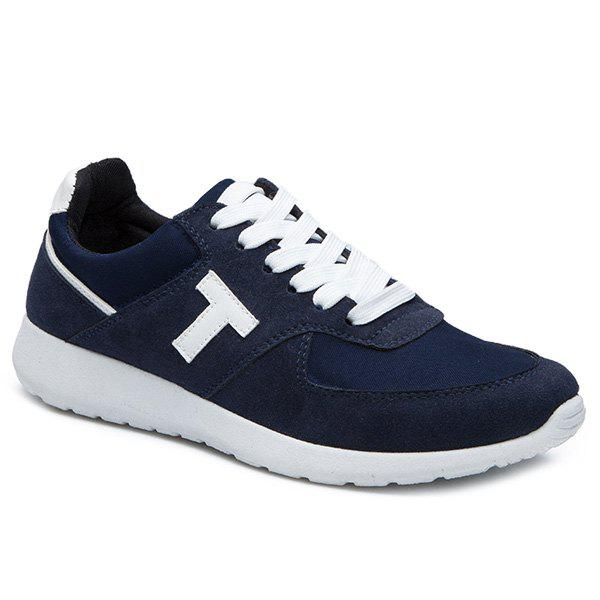 Cheap Suede Breathable Athletic Shoes