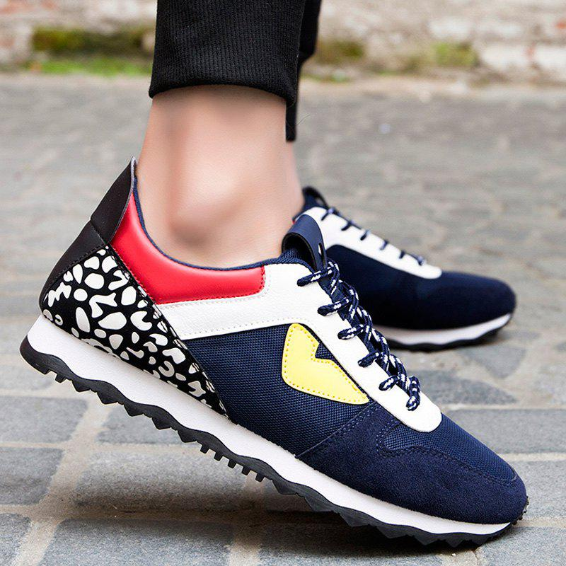 Shops Breathable Tie Up Casual Shoes