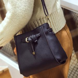 Buckle Strap Detail 4 Piece Crossbody Bag Set -
