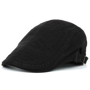 UV Protection Cadet Hat with GDYST Embroidery - Black - One Size