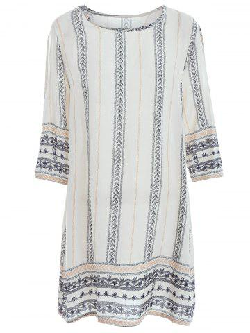 Shop Printed Plus Size Tunic Top