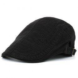 UV Protection Cadet Hat with GDYST Embroidery - BLACK