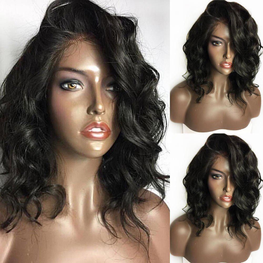 Online Long Curly Side Part Lace Front Synthetic Wig