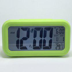 Snooze Backlit LED Digital Alarm Clock