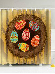 Easter Decoration Colorful Eggs Shower Cuartin