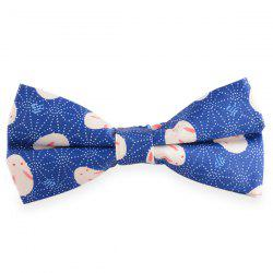 Little Rabbit Cotton Blend Bow Tie