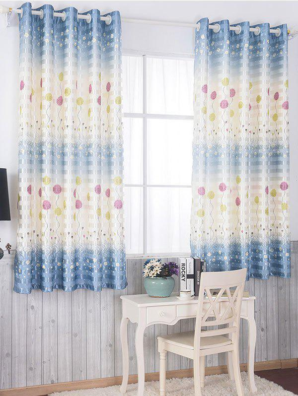 Outfits Window Screen Grommet Top Blackout Curtain Panel