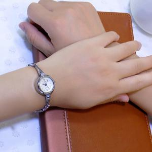 JW Analog Metallic Bracelet Watch