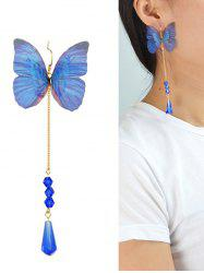 ONE PIECE Butterfly Teardrop Earring