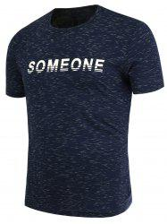 Someone Printed Short Sleeve T-Shirt