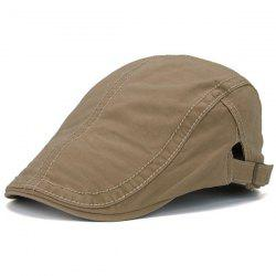 Protection UV Jeff Cap avec Sewing Thread - Kaki