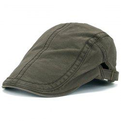 UV Protection Jeff Cap with Sewing Thread