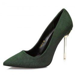 Pointy Stiletto Heel Pumps -
