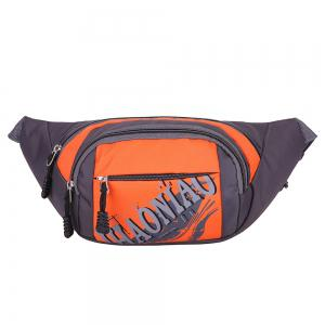 Multifunction Waterproof Waist Bag - Orange
