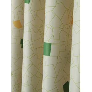Window Shading Grommet Top Blackout Curtain -